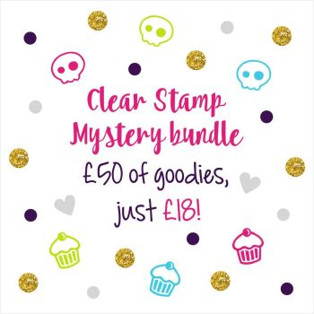 ***Summer Sale*** - Clear Stamp Mystery Bundle Worth £50!