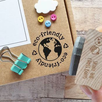 ******NEW FOR 2020****** Eco Friendly Rubber Stamp