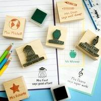 personalised and custom stamps