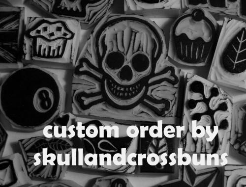 Custom Stamp for ***Barrel Full of Funkeys***