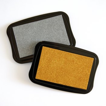 Delicata Metallic Ink Pads