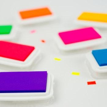 Radiant Neon Ink Pads