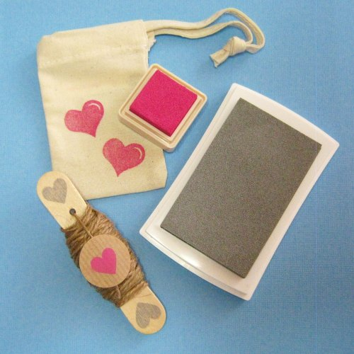 Versa Craft Ink Pad for Fabric, Wood, Paper etc.