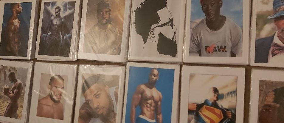 Cards with Male Images