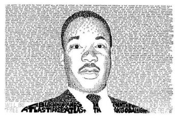 Martin Luther King Jnr 2