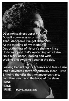 Maya Angelou Quote 2