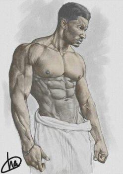 Black Male 4