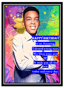 Birthday Blessings 4