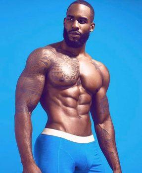 Black Male 7