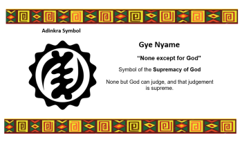 Adinkra Symbol - Duafe