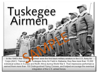Tuskegee Airmen 4