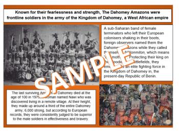 Dahomey Amazons