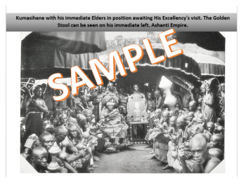 Ashanti Empire & the Golden Stool