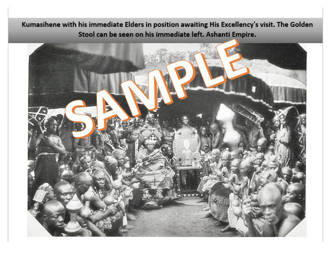Ashanti Empire & the Golden Stool