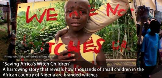 WITCH CHILDREN