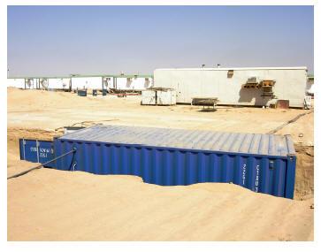 biokube in desert 5
