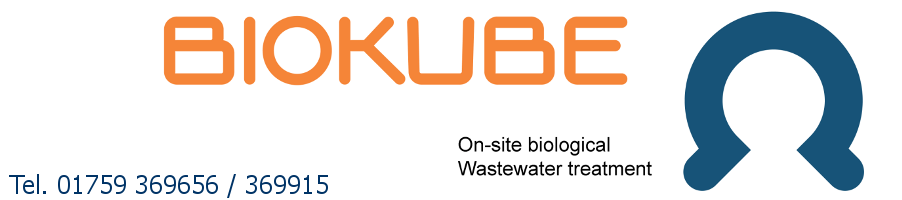 BioKube, site logo.