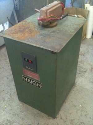 Haigh 16 Guage Autoflanger