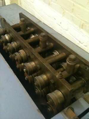 Hoffler 16 Guage Lockformer