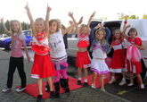 Childrens limo party Cheshire
