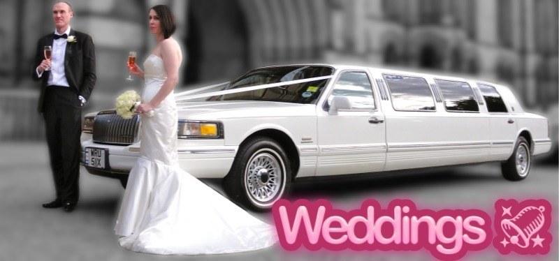 Wedding Limousine Staffordshire