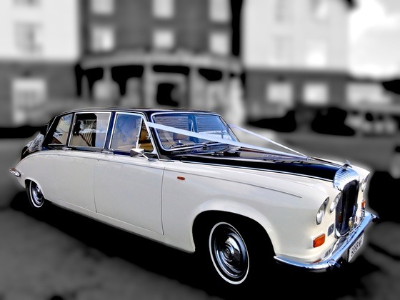 Daimler State Limousine Wedding Car