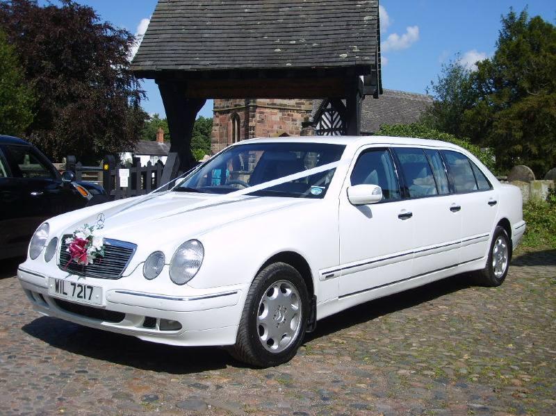 Mercedes 7 seat limousine