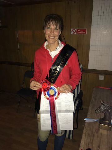 Dee Corbet prelim winner and champion