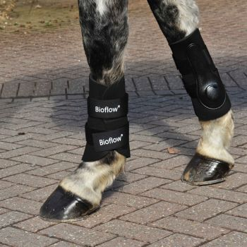 Bioflow Neoprene Horse Brushing Boots - Large