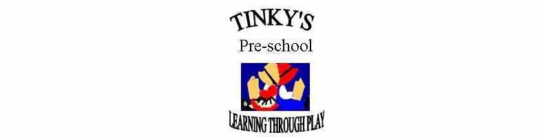 Tinky's Pre-School, site logo.