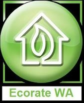 Ecorate WA Footer Logo