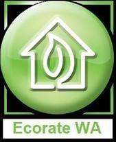 Ecorate WA Footer Logo