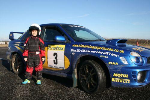 Kids Subaru Driving Experience