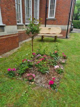 Andy Palmer Memorial Garden - June 2021 - 3
