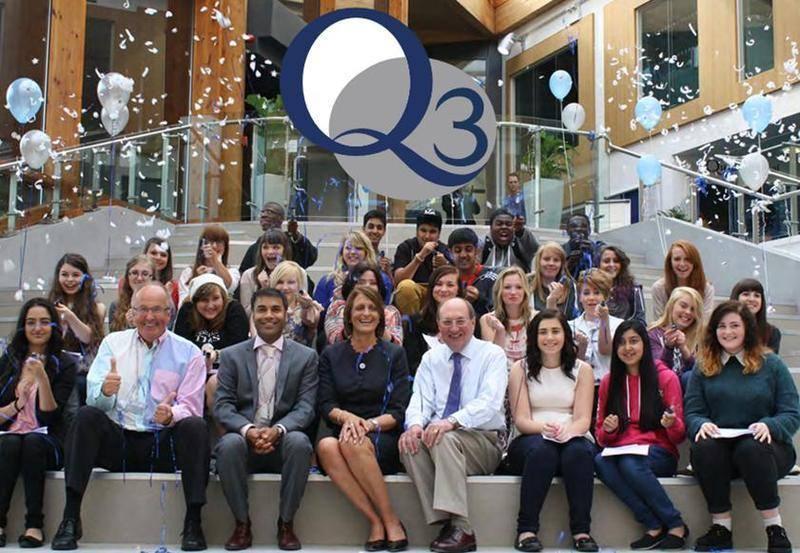 Q3 Academy exam success