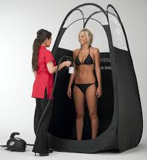 spray tan course