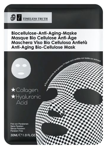 Anti-Ageing Bio Cellulose Collagen Mask