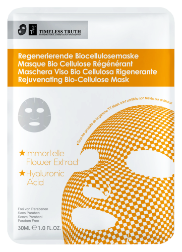 Herbal Immortelle Rejuvenating Bio Cellulose Mask