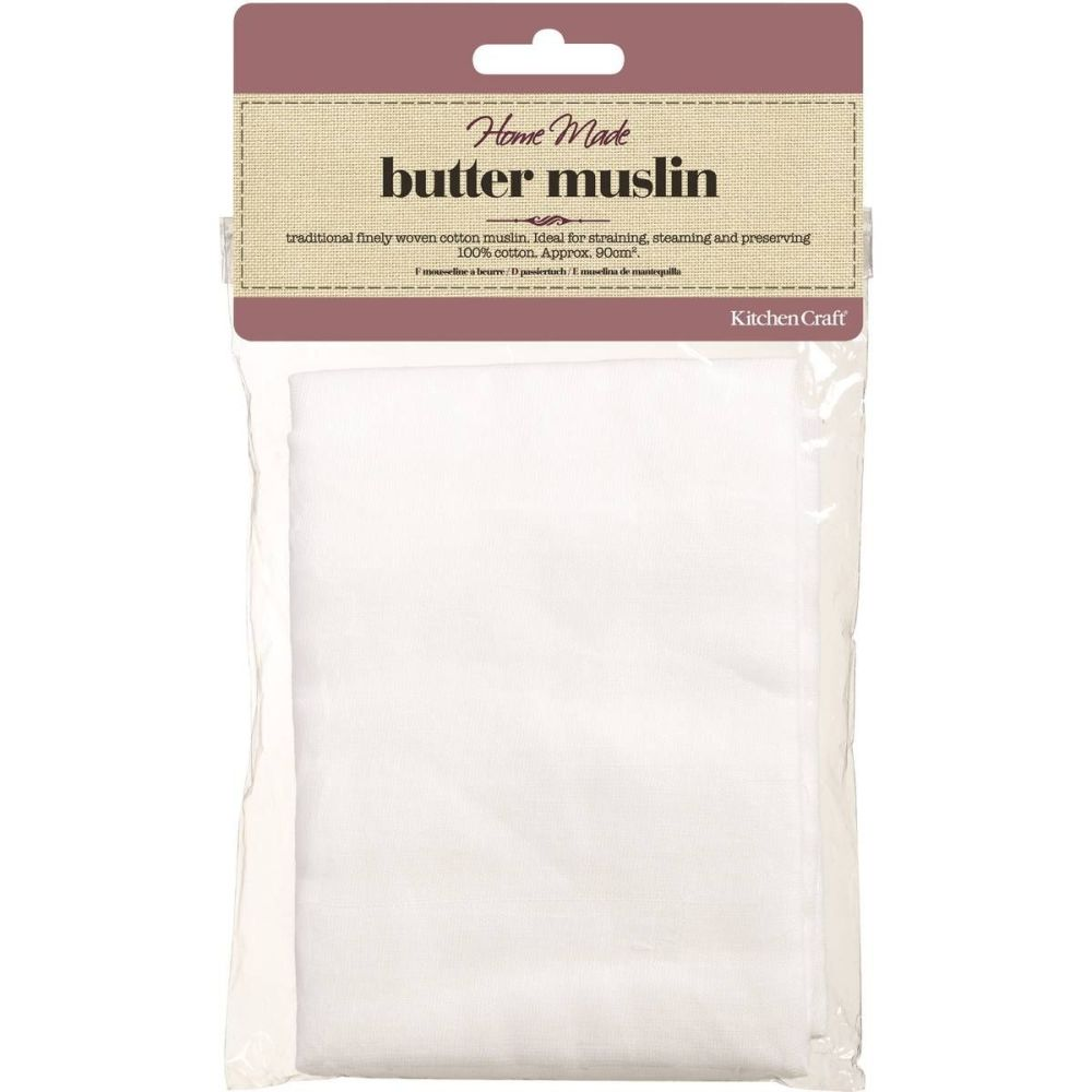 Butter Muslin 90cm square