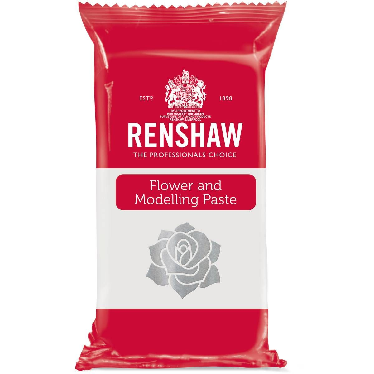 Renshaw White Flower & Modelling Paste