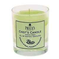 PRICE'S CHEF'S Candle ~ 170g Scented Candle