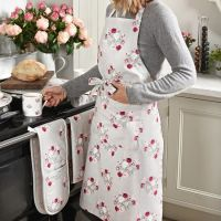 Sophie Allport Peony Cotton Adult Apron ~ NEW RANGE