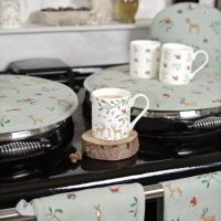 Sophie Allport National Trust Woodland Design Hob Cover