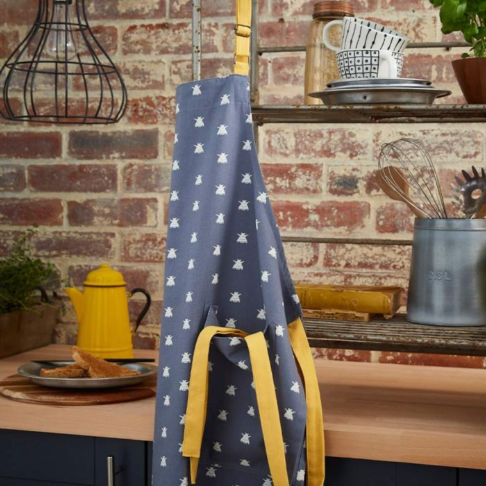 ULSTER WEAVERS ~ BEE'S ~ COTTON APRON