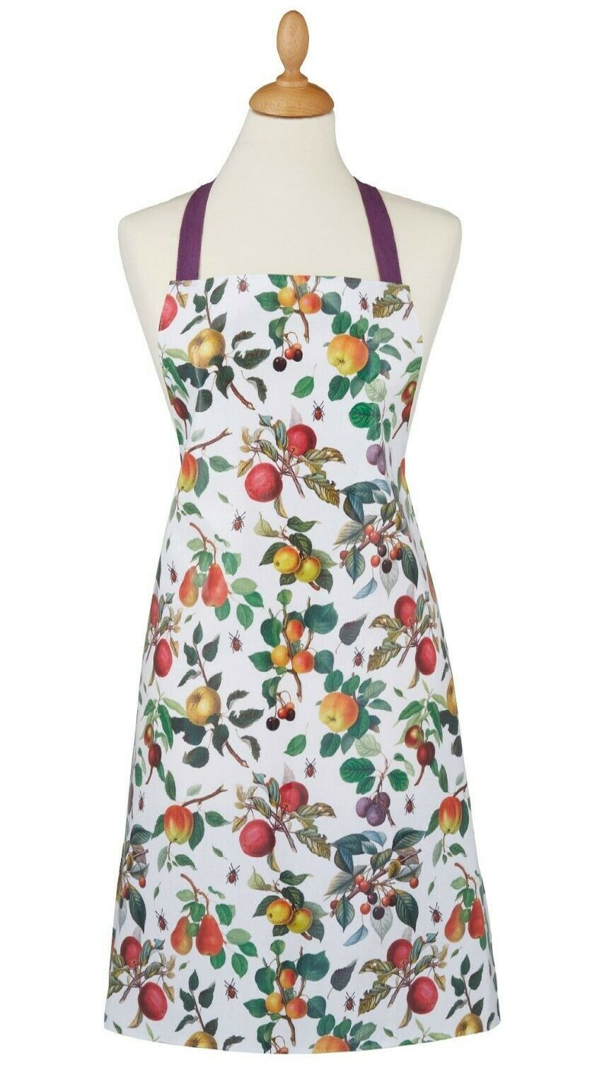ULSTER WEAVERS ~ RHS FRUITS ~ COTTON DRILL APRON