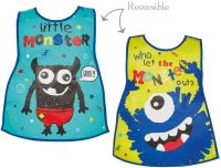Childs Tabard ~ Cooksmart Kids Little Monster Tabard