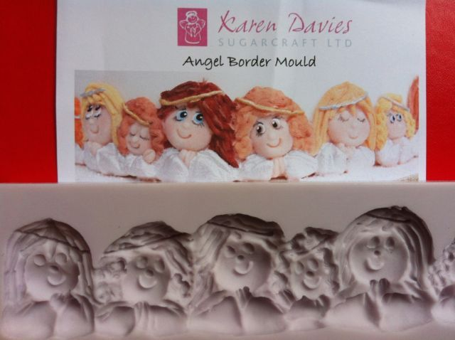 Karen Davies Angel Mould
