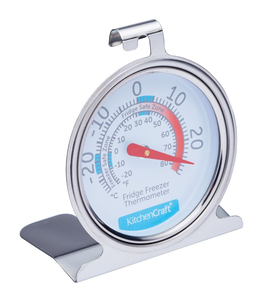 Fridge/Freezer Thermometer by Kitchen Craft