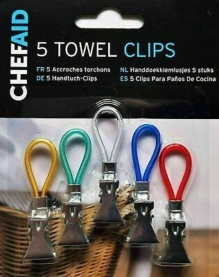 Chefaid Towel Clips