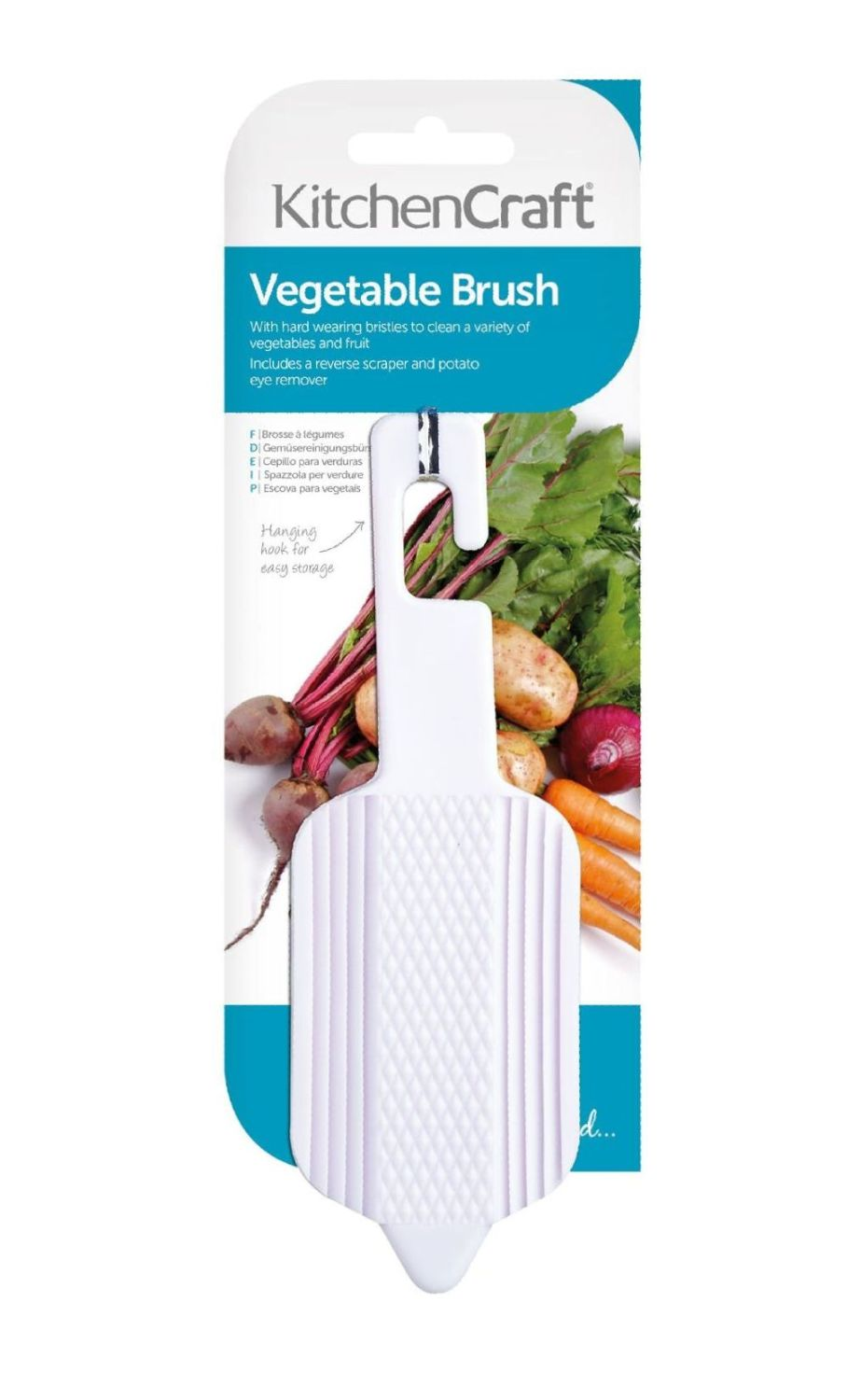 Vegetable Brush by Kitchen Craft
